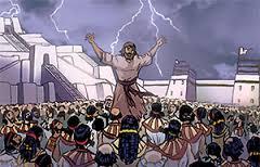 Jonáš v Ninive